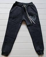 Спортивные брюки 128-152 см. утепленные