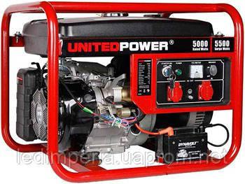 Генератор бензиновый 4 кВт SDMO PERFORM 4500 открытого типа
