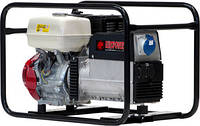 Бензогенератор 5 кВт EUROPOWER EP7000 открытого типа