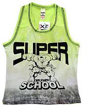 """Борцовка для мальчиков варёнка """"Super School"""" 110-134 см"""