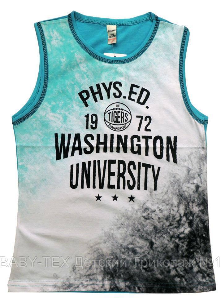 """Борцовка для хлопчиків """"Washington University"""" 140-176 см"""