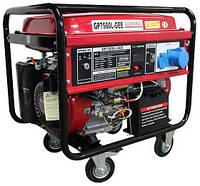 Бензиновая электростанция 7 кВт Glendale GP7500L-GEE/1 открытого типа