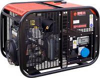 Бензогенератор 12 кВт EUROPOWER EP16000E открытого типа