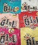 """Туника для девочек """"Girl"""" 7-10  лет, фото 2"""