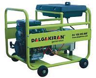 Мини генератор бензиновый DALGAKIRAN DJ130BS-ME открытого типа