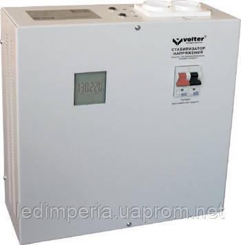 Релейный стабилизатор напряжения 3 кВт VOLTER СНПТО-4 р