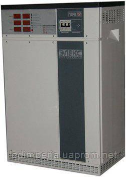 Однофазный стабилизатор напряжения 22 кВт Прочан СНОПТ-22.0