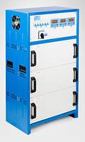 Мощный стабилизатор напряжения 60 кВт ННСТ-3х20 кВт CALMER (SEMIKRON)