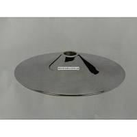 Круглая База «Конус» 550 мм. Металлическая. Хромированная. Для кресла, стула, стола.