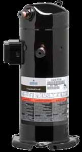 Компрессор холодильный спиральный Copeland ZH33KVE-TFD-526