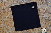Reebok зимний бафф, черный горловик, фото 1