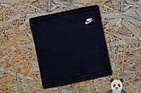 Nike бафф зимний, мужской черный, фото 1