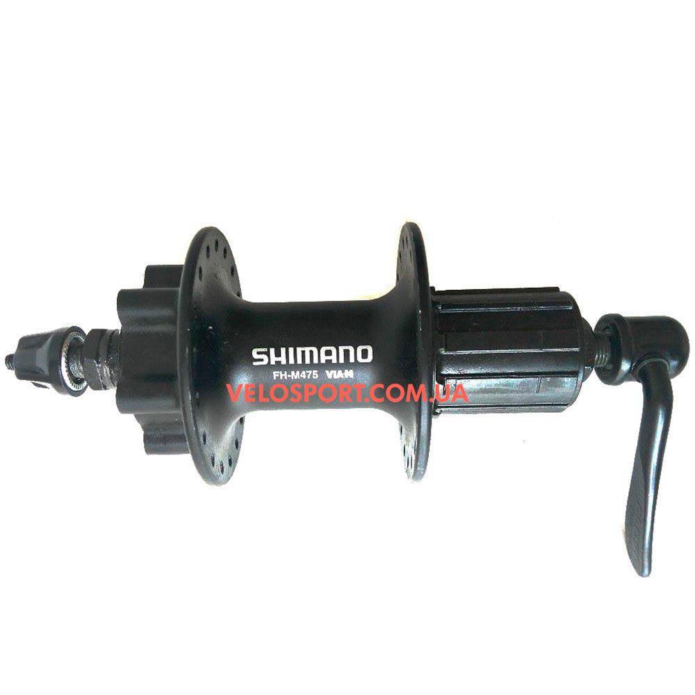 Велосипедная втулка Shimano M475 задняя