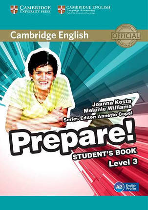 Cambridge English Prepare! 3 Student's Book (Учебник), фото 2