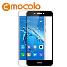 Защитное стекло Mocolo Full сover для Huawei Enjoy 6S черный