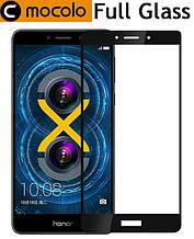 Защитное стекло Mocolo Full сover для Huawei GR5 2017 черный