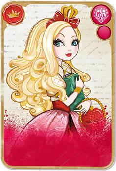 Кукла эппл вайт эвер афтер хай (ever after high apple white)