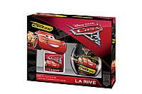 Детский подарочный набор CARS (Парфюмированный дезодорант/гель для душа)  La Rive HIM-066033