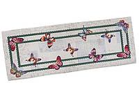 Дорожка на стол гобеленовая Butterfly 37х100