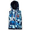 Демисезонная куртка для мальчика с отстежными рукавами интернет магазин, фото 2