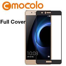 Защитное стекло Mocolo Full сover для Huawei P9 Plus черный