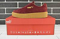 Женские кроссовки Puma by Rihanna