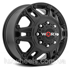 WORX 803SB BEAST DUALLY Satin Black