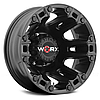 WORX 803SB BEAST DUALLY Satin Black, фото 2