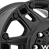 WORX 803SB BEAST DUALLY Satin Black, фото 3
