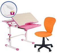 Растущая партадля дома Lavoro + Кресло для школьника  LST2
