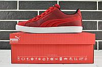 Стильные яркие кроссовки Puma Suede