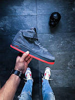 Мужские теплые кроссовки Nike Air Force - Winter