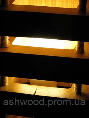 Деревянный ночник , фото 2