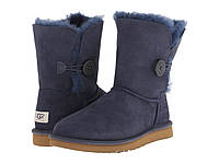 Натуральные угги UGG Australia (Угги Оригинал) Bailey Button Navy Blue Model: 5991T