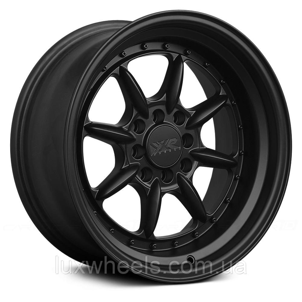 XXR 002.5 Flat Black