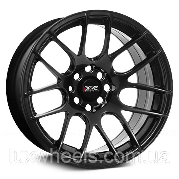 XXR 530 Chromium Black