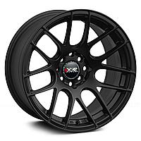 XXR 530 Flat Black
