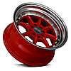 XXR 002.5 Red with Machined Lip, фото 2