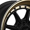 XXR 002.5 Flat Black with Bronze Lip, фото 3
