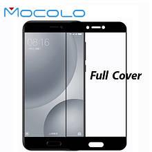 Защитное стекло Mocolo Full сover для Xiaomi Mi 5C черный