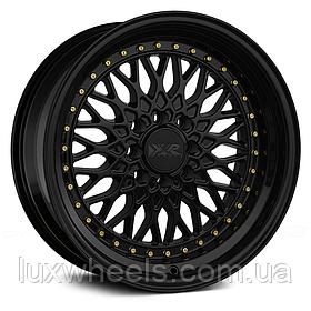 XXR 536 Black