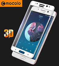 Защитное стекло Mocolo 3D для Huawei Mate 9 Pro белый
