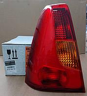 Фонарь задний левый Dacia Logan фаза 1 (оригинал)