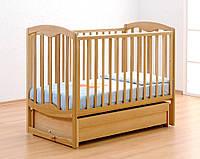 Кроватка детская Диана с поперечным маятником