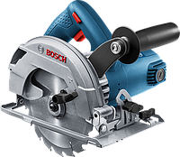Пила дискова Bosch GKS600 Prof. циркул.ручна (1,2 кВт; 165х30мм; гол. 55мм) 0.601.6A9.020