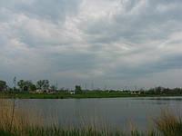 Земельный участок 3 га на берегу водоема.