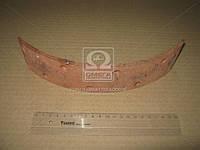 Накладка торм. ГАЗ 51,52,53 пер. корот. сверл. (270х60) 51-3501106