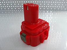 Аккумулятор шуруповерта Makita 12В 1,5 А/ч аналог, фото 2