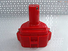 Аккумулятор шуруповерта Makita 12В 1,5 А/ч аналог, фото 3