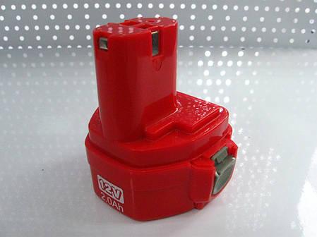Аккумулятор шуруповерта Makita 12V 2A/h аналог, фото 2